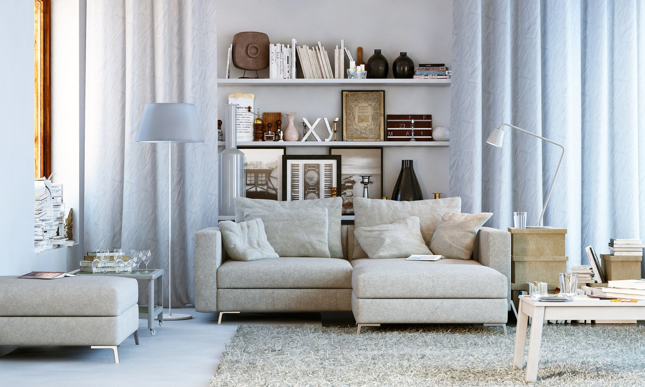 Raumgestaltung – Dekoration und textile Gestaltungselemente - Peter ...